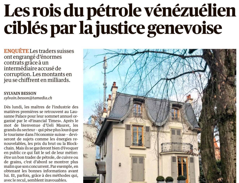 Geneva prosecutor charges Helsinge with corruption, money